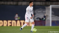 Real's Vazquez to miss rest of the season due to injury