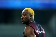 Russell goes back to blonde hair ahead of SRH match