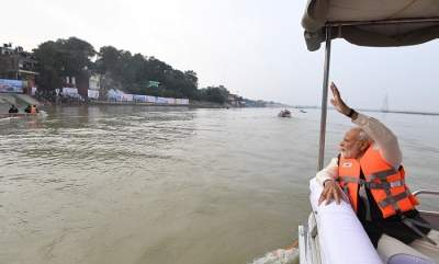 India and Netherlands strengthen partnership to check pollution in rivers