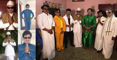 Movie actors and politicians for 'hire' in Madurai