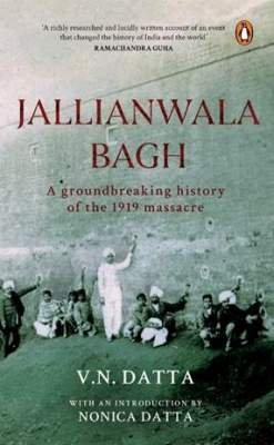 'Jallianwala Bagh propelled the Mahatma to assume centre stage' (IANS Interview)