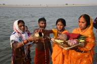 BJP, AAP and Congress' politics over Chhath Puja celebrations