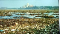 How a holy river degenerated  into sewage canal