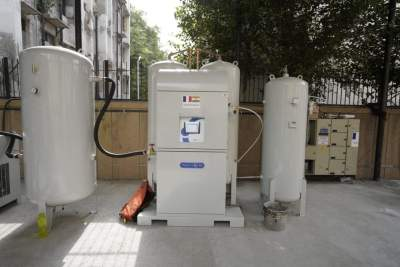 Indian in UAE to produce O2 cylinders instead of CNG to aid patients back home