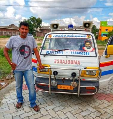 SOS Prithviraj: This TN village officer has a golden heart