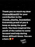 Sonu Sood hails Sara Ali Khan as 'hero' after she donates to his foundation