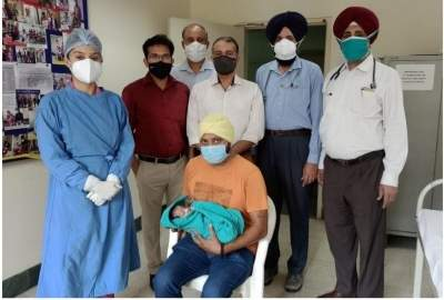 Prayers, care help infant beat Covid in Punjab