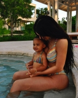 Kylie to daughter Stormi: I love being your mommy