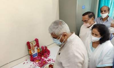 120-bed Covid relief centre built in 7 days in Jodhpur