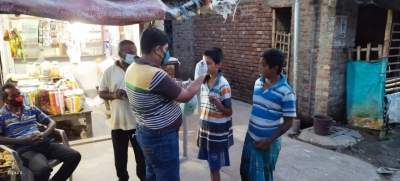 Covid survivors strive to help patients hit by pandemic in Kolkata