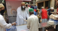 Eid Mubarak: Volunteers across faiths come together to fight Covid-19