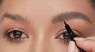 Feathered eyebrows? Here's how you can get 'em