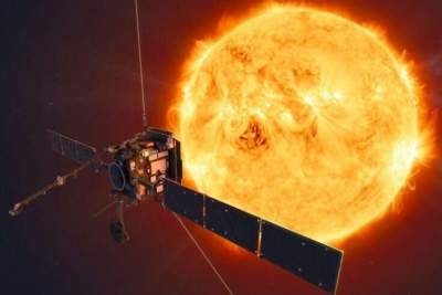 Supercomputer simulations unlock old space weather puzzle