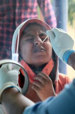 31 girls at two Tripura orphanages test Covid positive