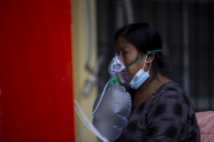 Nepal gets more China-donated oxygen cylinders