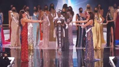 Mexico's Andrea Meza crowned Miss Universe, India's Adline Castelino 3rd runner up