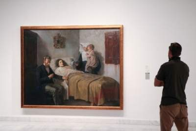 Barcelona's Picasso Museum celebrates 50th anniversary of painter's donation