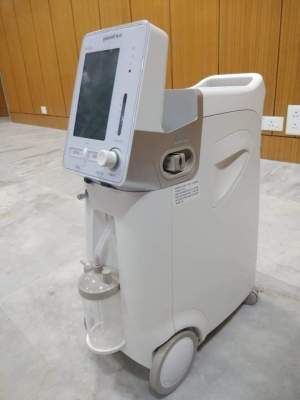 Rotary Clubs in UK donate O2 concentrators to TN hospitals