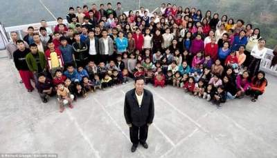 Mizo man with world's one of largest families passes away