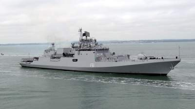 Indian Navy to be part of 325th Russian Navy Day celebrations