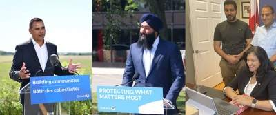 Three Punjabis appointed Ministers in Ontario