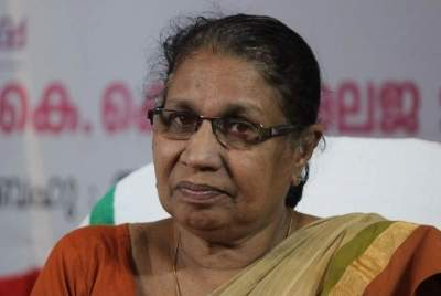 Kerala Women's Commission chairperson quits after widespread protests
