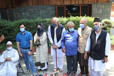 Countdown begins for Modi's key meeting with Kashmiri leaders to chart out new roadmap