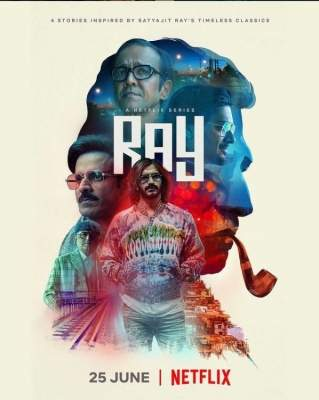 Ray: Uneven, but worth a binge (IANS Review; Rating: * * *) (Ld)
