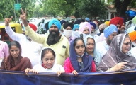 Why are Sikhs of Kashmir angry?
