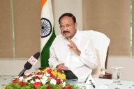 Deeply distressed by the course of events in House: Venkaiah Naidu
