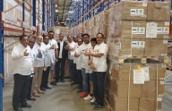 NYC donates Covid relief through Federation of Indian Associations
