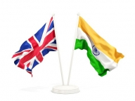 Britain labels India as a 'like-minded' partner in push for closer military ties