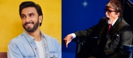 Ranveer Singh comments on Amitabh Bachchan's post with goat emoji
