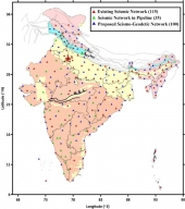 100 seismic stations in next 5 years