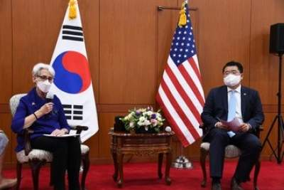 S.Korea, US hold vice foreign ministerial meeting in Seoul