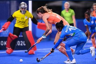 Olympics hockey: Indian women lose track after bright start in opener (ld, adds details)
