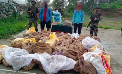 NIA to probe recovery of war-like stores of explosives in Mizoram