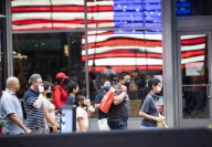 Hiring still slow in US as Covid surge disrupts recovery