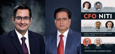 Mind crunching with 6 top-notch CFOs to unravel their successes (IANS Interview)