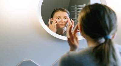Before you use a new skincare product