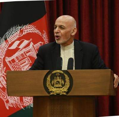 Ghani calls for 'countrywide mobilisation' to counter Taliban onslaught