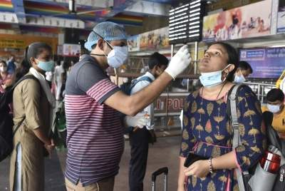 India logs 15,981 new Covid cases, 166 deaths