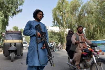Taliban hang dead bodies in city squares of Herat