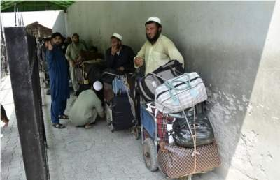 Over 634,000 Afghans displaced this year: UN agency