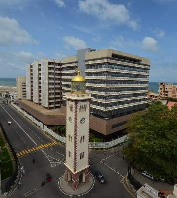 Sri Lanka's 16th Central Bank Governor assumes office
