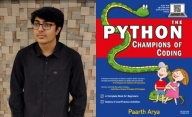 Aim to harness tech for everyone's benefit: Teen coder-author Paarth Arya (IANS Interview, Ld)