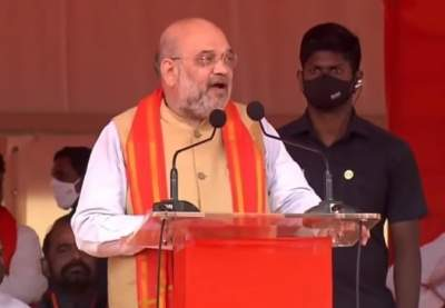 Amit Shah gives roadmap for restoration of democracy in J&K (Ld)