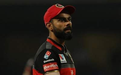 Didn't show much courage, says a dejected Kohli after second loss