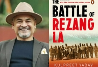 'Indians at large need to know about The Battle of Rezang La' (IANS Interview)
