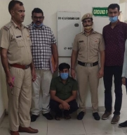 Man held for 'forging' vehicle insurance policies